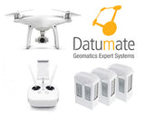 Datumate - DatuFly and DatuSurvey Ent with Phantom 4 Pro Bundle | GoUAV