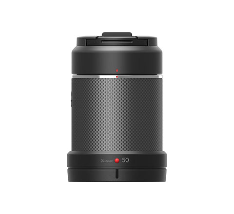 DJI DL 50mm F2.8 LS ASPH Lens For Zenmuse X7 - GoUAV