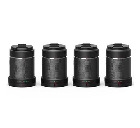 DJI DL/DL-S Lens Set For Zenmuse X7 | GoUAV