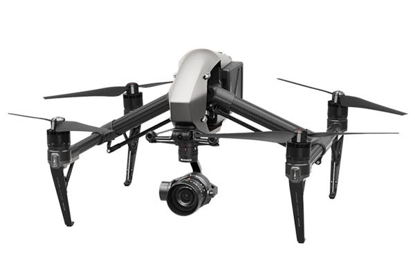 DJI Inspire 2 with X5S Camera - GoUAV