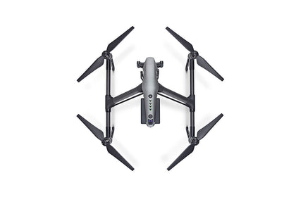 DJI Inspire 2 with Zenmuse X5S (CinemaDNG and Apple ProRes Licences Pre-Loaded) | GoUAV