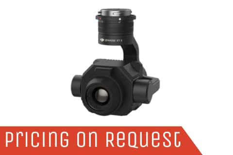 DJI Zenmuse XT-S Weather Resistant Thermal Camera