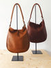 Lindsay Hobo Bag Vintage Cognac & Cherry