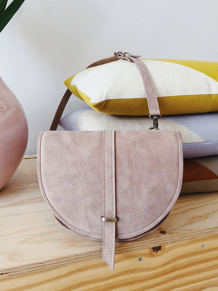 Mandy | Saddle Bag | Janette van Tol
