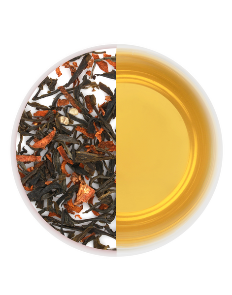 Organic Turmeric Green Wellness Tea