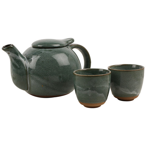 BTC Ceramic Tea Pot