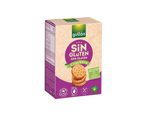 Gullon G.f Crackers 200g