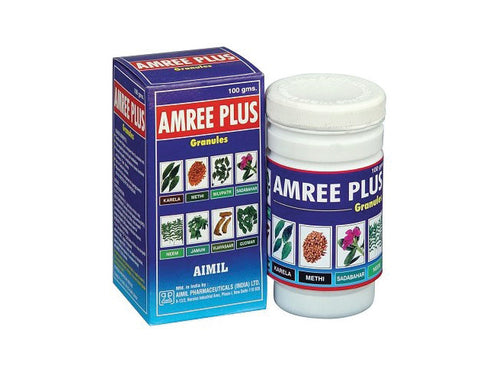 AMREE PLUS GRANULES - The Diabetic shop