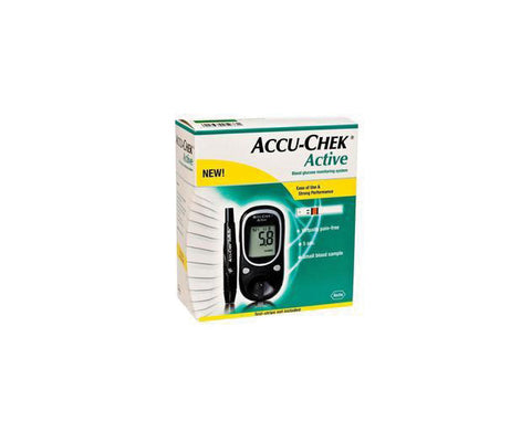 Ac Active Kit Black In - The Diabetic shop