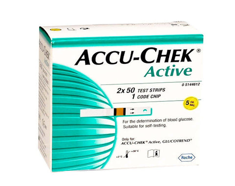 Accucheck Active 100