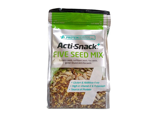 Acti Snack Five Seed Mix 12*220 - The Diabetic shop
