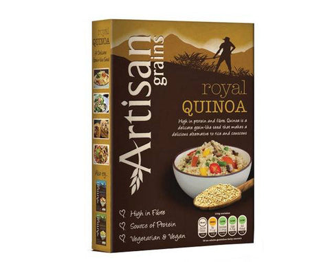 Artisan Grains Royal Quinoa