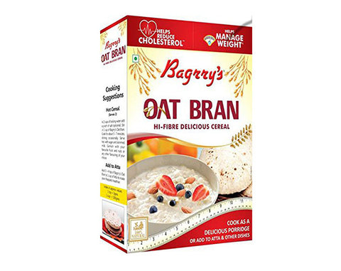 Bag Oat Bran 200gm - The Diabetic shop