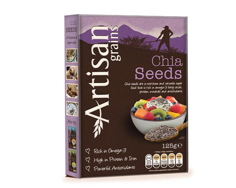 Artisan Grains Chia Seeds - The Diabetic shop