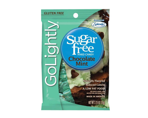 Hillside SF Chocolate Mint 2.75 oz Bag - The Diabetic shop