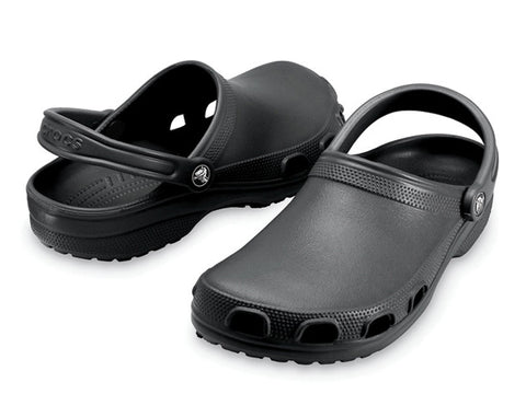 Crocs Relief Black Old