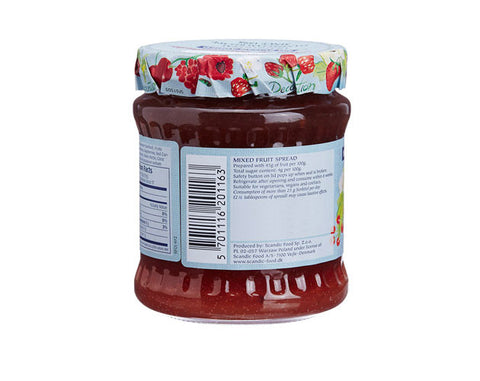 DANA Mixed Fruit Diabetic Spread - The Diabetic shop