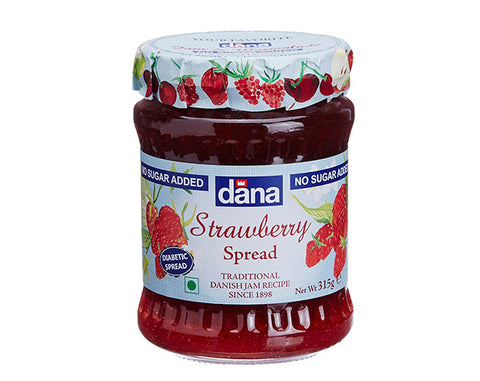 Dana Diabetic Strawberry 315gm - The Diabetic shop