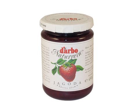 Darbo Diet strawberry Diabetic jam - The Diabetic shop