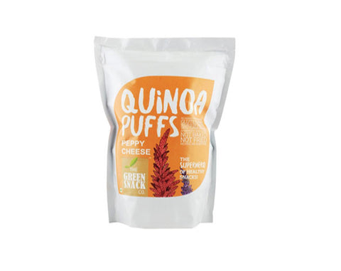 GSC Quinoa Puffs - Peppy Cheese