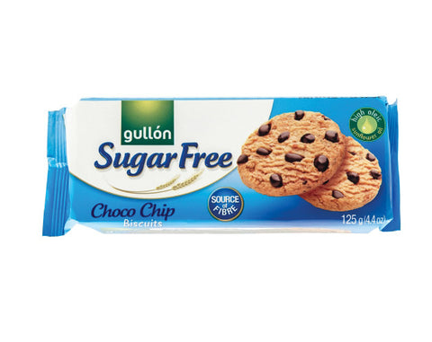 GULLON SUGAR FREE BISCUITS Chip Choco Cookies - The Diabetic shop