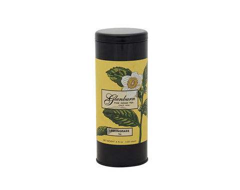 Glenburn Lemongrass Green Tea Tin - The Diabetic shop