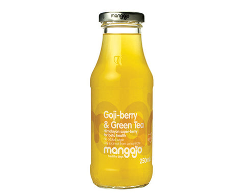 Mangajo Goji Berry & Green Tea - The Diabetic shop