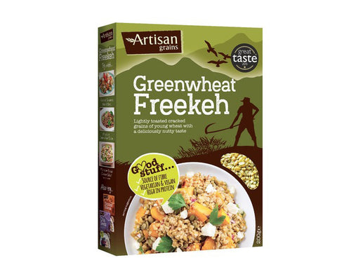 Artisan Grain Greenwheat Freekeh