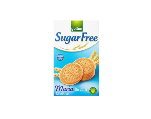 Gullon Sugar Free Marie Biscuits 400g - The Diabetic shop