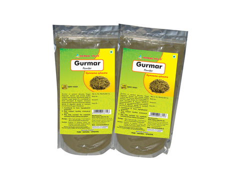 Herbal Hills GURMAR PD 100G BOTT