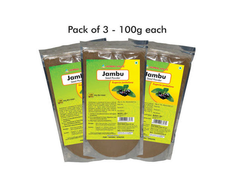 Herbal Hills JAMBUBEEJ PD 100G BOTT