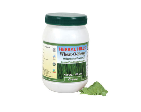 Herbal Hills WHEAT-O-POWER 100G