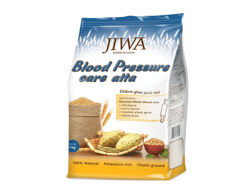 Jiwa Atta - Blood Pressure Care 1 kg - The Diabetic shop