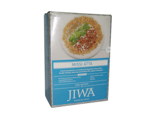 Jiwa Atta - Nutra Missi 1 kg - The Diabetic shop