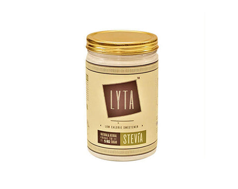LYTA Stevia 200 g Jar - The Diabetic shop