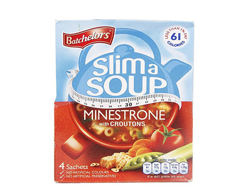Batchelors SAS - Minestrone - The Diabetic shop