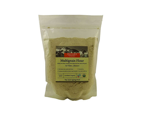 Organic Multigrain Flour 1 Kg - The Diabetic shop
