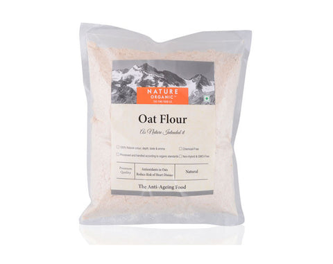 Nature organic Oat Flour - The Diabetic shop