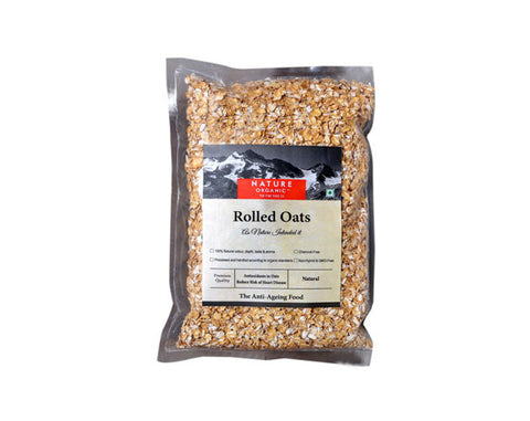 Nature organic Rolled Oats