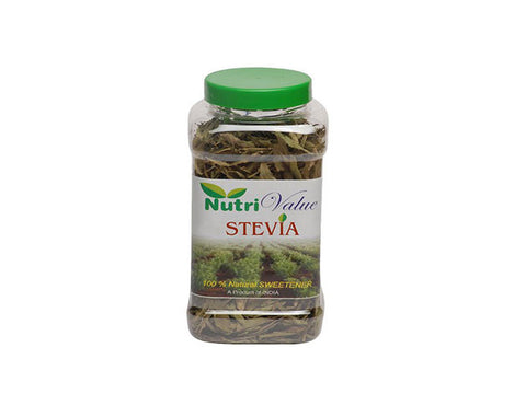 NutriValue Stevia Leaves - The Diabetic shop