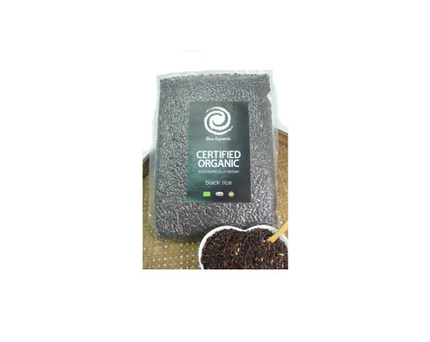 Organic Black Rice 1 Kg - The Diabetic shop