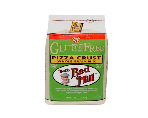 Gluten Free Pizza Crust Mix - The Diabetic shop