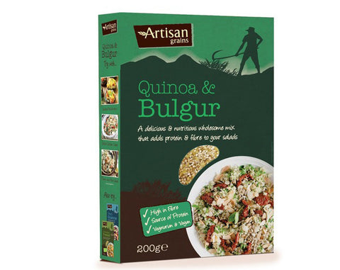 Artisan Grains Quinoa & Bulgur Mix - The Diabetic shop