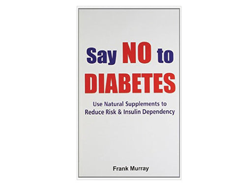 Says No To Diabetes - Frank Murray