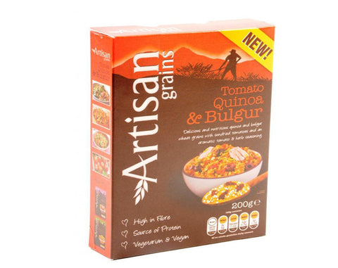 Artisan Grains Tomato Quinoa & Bulgur - The Diabetic shop