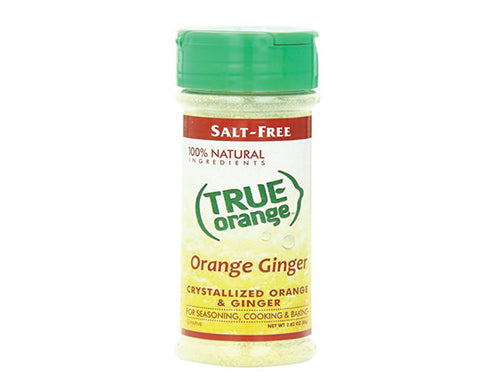 True orange Ginger
