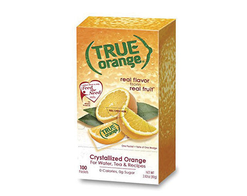 True orange dispenser pack