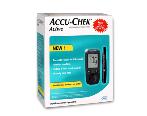 Accu-Chek Active Meter - The Diabetic shop