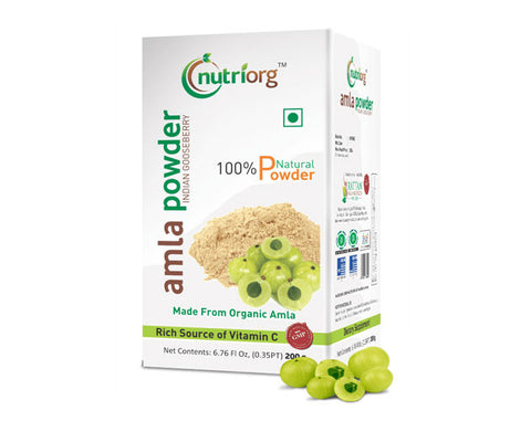 Nutriorg Amla Powder - The Diabetic shop