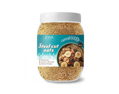 Jiwa Oats-Steel cut